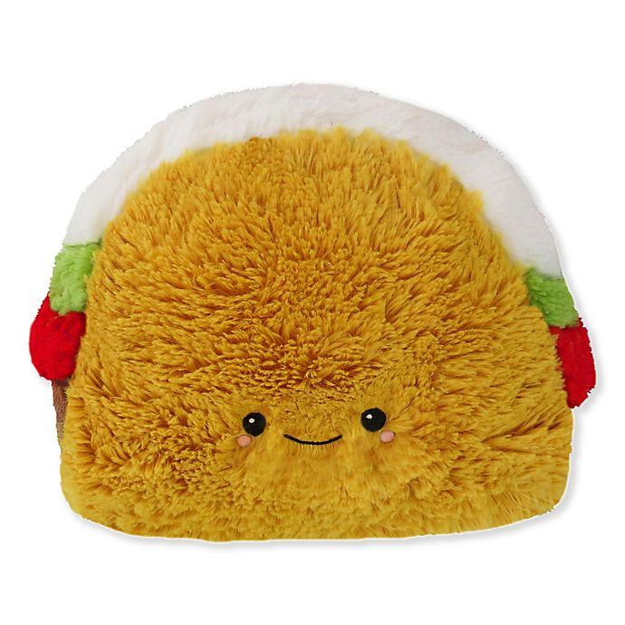 Alternate image 1 for Squishable Comfort Food Mini Taco Plush Toy