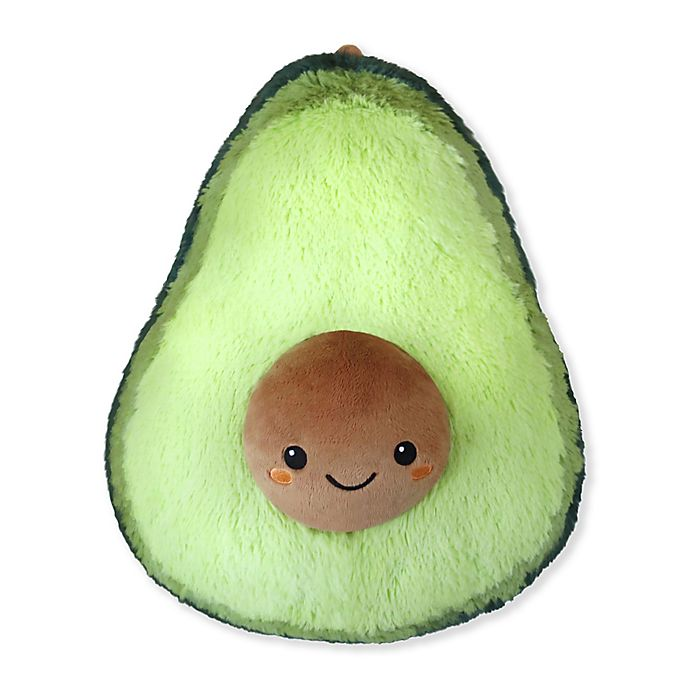 Alternate image 1 for Squishable Comfort Food Avocado Plush Toy