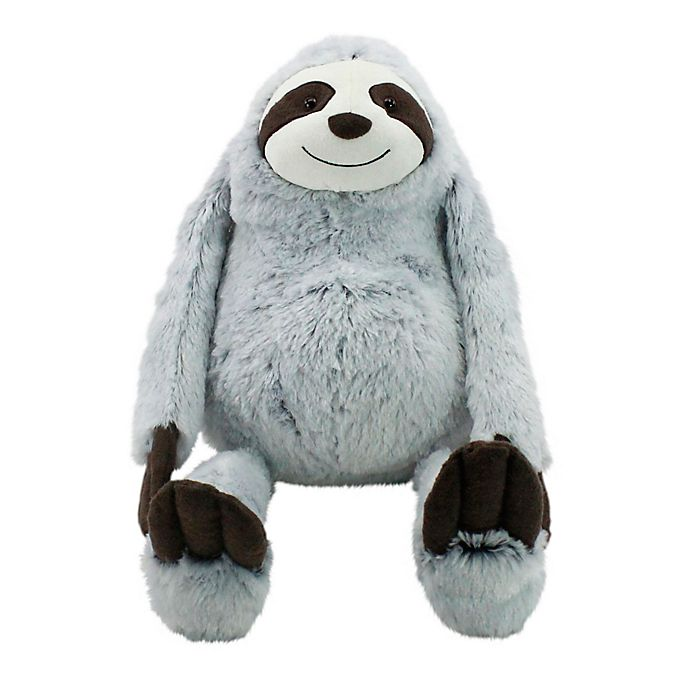 Alternate image 1 for Animal Adventure® Jumbo 29-Inch Sloth Plush Toy