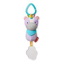SKIP*HOP® Bandana Buddies Chime & Teethe Unicorn Toy