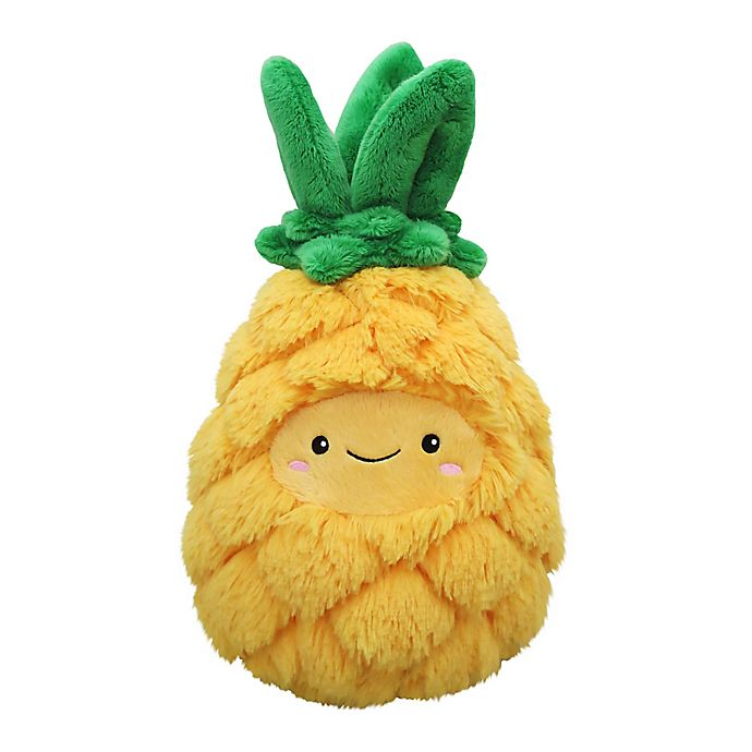 Alternate image 1 for Squishable Comfort Food Mini Pineapple Plush Toy