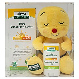 Aleva Naturals 3-Piece Baby Sunscreen Gift Set