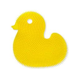 Innobaby® Duck Bath Scrub in Yellow
