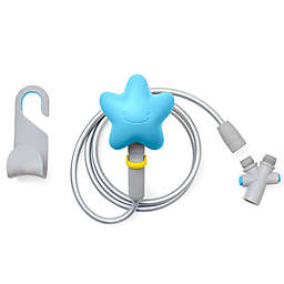 SKIP*HOP® Moby and Friends Infant Shower Head in Blue