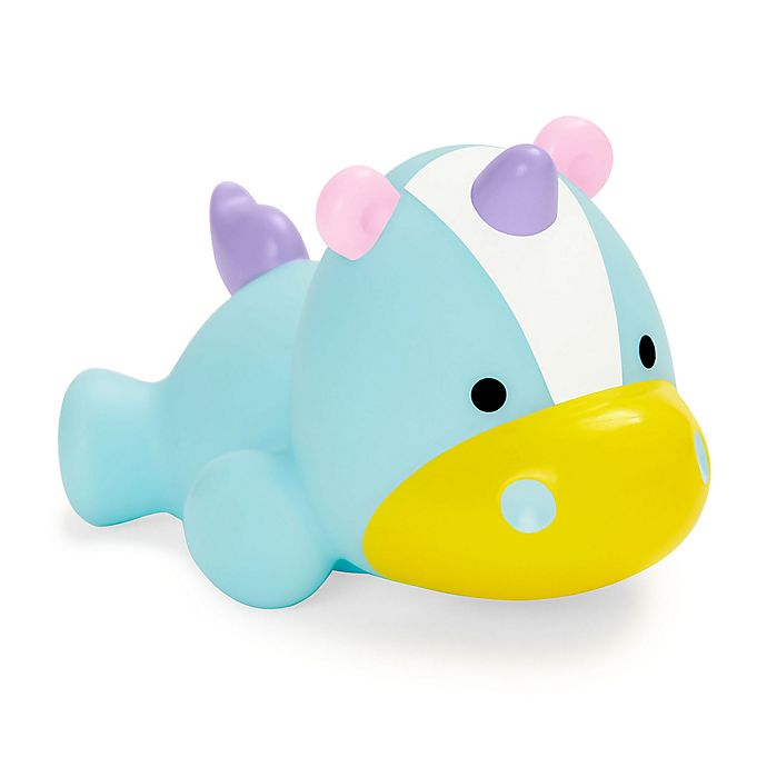 Alternate image 1 for SKIP*HOP® Zoo Unicorn Light-Up Bath Toy