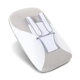 babocush® Newborn Comfort Cushion in Grey/White