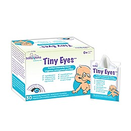 Baby Works Tiny Eyes™ 30-Count Purified Cleansing Wipes