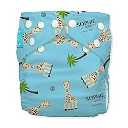 Sophie la Girafe Reusable Diaper with Insert in Pink