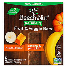 Beech-Nut® 5-Count Stage 4 Apple and Spinach Fruit & Veggie Bars
