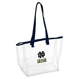 University of Notre Dame Stadium Clear Tote