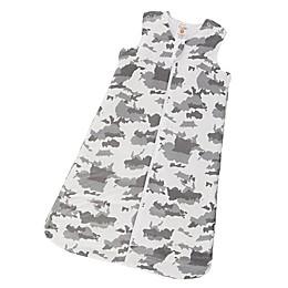günaPOD® Clouds Wearable Blanket with WONDERZip® in Grey