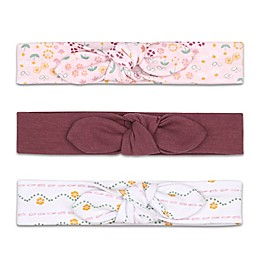 The Peanutshell™ Happy Hippie 3-Pack Floral Headbands