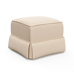 Storkcraft™ Avalon Upholstered Ottoman