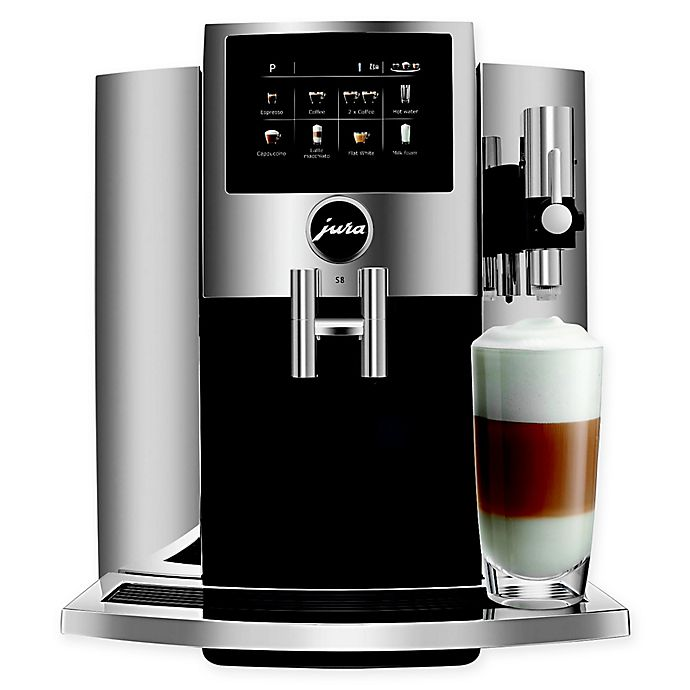 Alternate image 1 for JURA® S8 Fully Automatic Coffee Maker