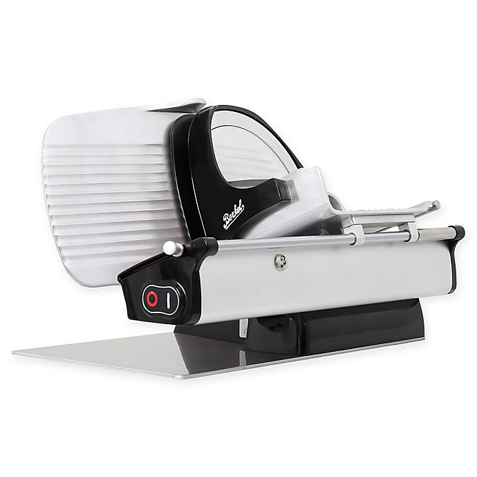 Alternate image 1 for Berkel Home Line 250 Electric Slicer in Black