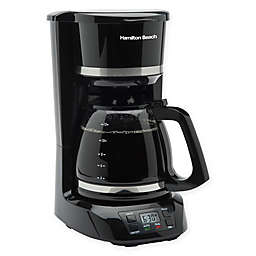 Hamilton Beach® 12-Cup Automatic Coffee Maker in Black