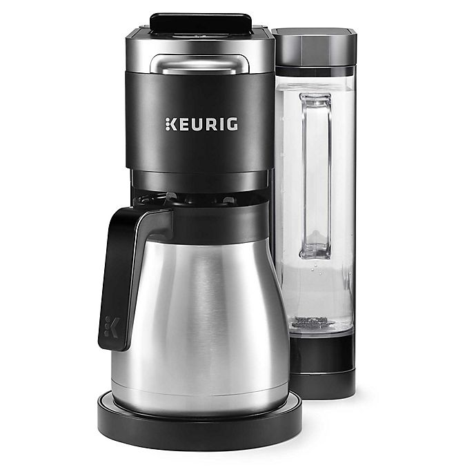 Alternate image 1 for Keurig® K-Duo Plus™ Coffee Maker with Single Serve K-Cup Pod & Carafe Brewer