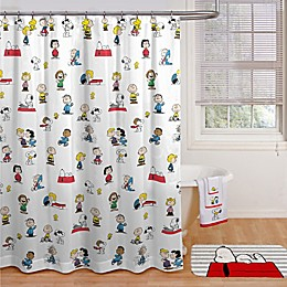 Peanuts™ Shower Curtain Collection