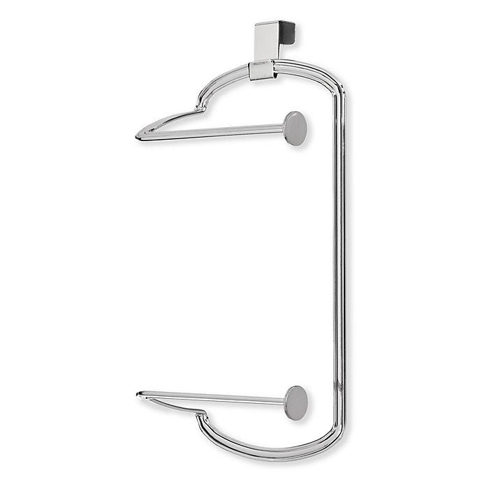 Alternate image 1 for SALT™ 2-Roll Over-the-Tank Toilet Paper Holder in Chrome