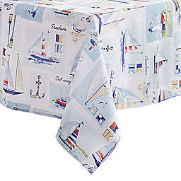 Erlene Sail Away Tablecloth Collection