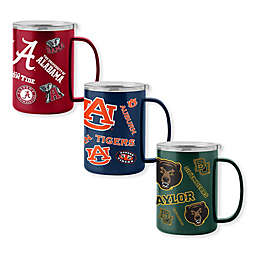 Collegiate 15 oz. Stainless Steel Ultra Mug with Lid