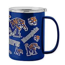 University of Memphis 15 oz. Stainless Steel Ultra Mug with Lid