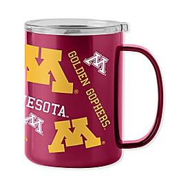 University of Minnesota 15 oz. Stainless Steel Ultra Mug with Lid