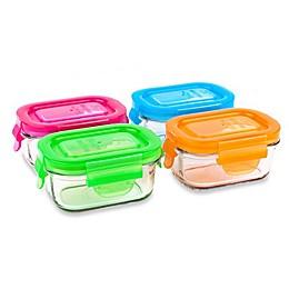 Wean Green® 5 oz. Garden Pack Wean Tubs in Assorted Colors (Set of 4)