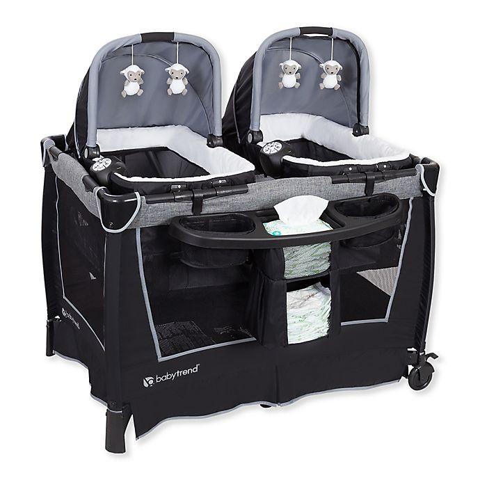 Alternate image 1 for Baby Trend® Retreat Twins Nursery Center
