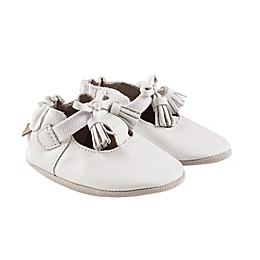 Robeez® Meghan Casual Shoe in White