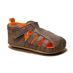ro+me by Robeez® Size 18-24M Andrew Sandal in Taupe