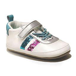 Ro+Me by Robeez® Sequin Sneaker in Aqua