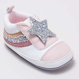 Ro+Me by Robeez® Glitter Star Slip On Shoe