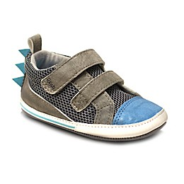 ro+me by Robeez® Dinosaur Casual Shoe in Blue