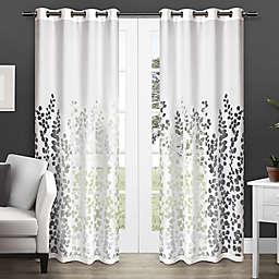 Wilshire Sheer Grommet Window Curtain  (Set of 2)