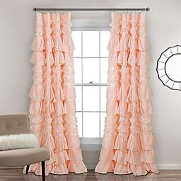 Kemmy Rod Pocket Window Curtain Panel