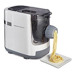 Hamilton Beach® Electric Pasta Maker in White