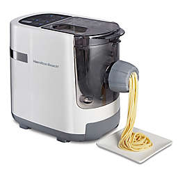 Hamilton Beach® Electric Pasta Maker in White