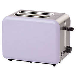 kate spade new york 2-Slice Toaster in Lilac