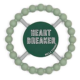 "Bella Tunno™ ""Heart Break"" Happy Teether in Green"
