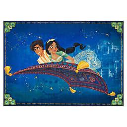 Safavieh Collection Inspired by Disney'sliveactionfilm Aladdin 5' x 7' Aladdin And Jasmine Rug