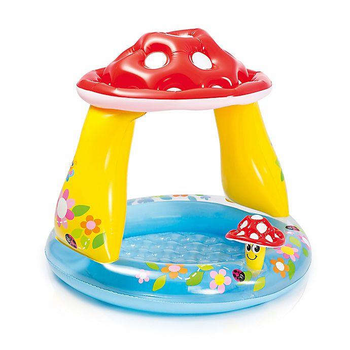 Alternate image 1 for Intex® Mushroom Baby Pool