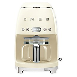 SMEG 50s Retro Style 10-Cup Drip-Filter Coffee Maker