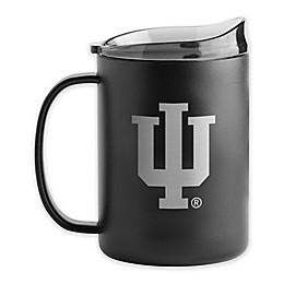 Indiana University 15 oz. Powder-Coated Stainless Steel Ultra Mug