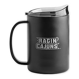 University of Louisiana at Lafayette 15 oz. Powder-Coated Stainless Steel Ultra Mug