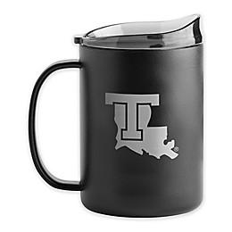 Louisiana Tech University 15 oz. Powder-Coated Stainless Steel Ultra Mug