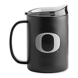 University of Oregon 15 oz. Powder-Coated Stainless Steel Ultra Mug