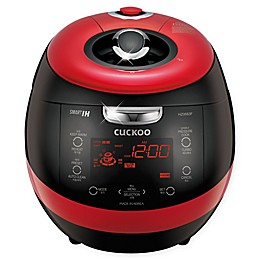 Cuckoo Black Pebble Induction Heating 6-Cup Pressure Rice Cooker