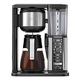 Ninja® 10-Cup Stainless Steel Specialty Coffee Maker