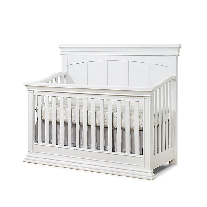 Alternate image 1 for Sorelle Modesto 4-in-1 Crib in White